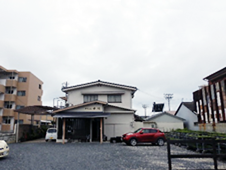 株式会社中川の事業所の外観