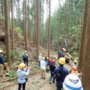 わかやま林業就業サポート講習 6日間コース【紀北】高野山