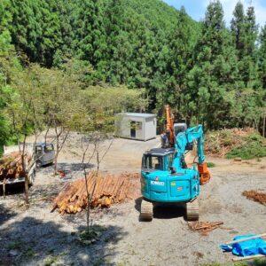 木材開発 株式会社 和歌山出張所